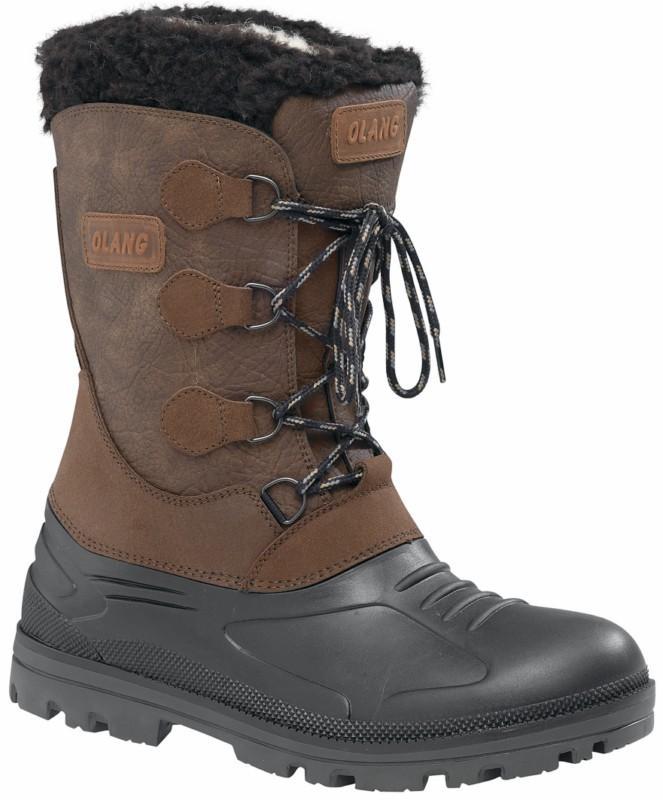 Olang X-Cursion Winter Snow Boots UK 5.5/6.5 EU 39/40 Coffee